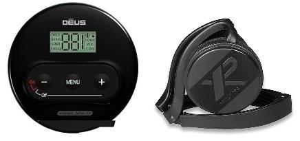 XP Deus V3 Funkkopfhörer WS4